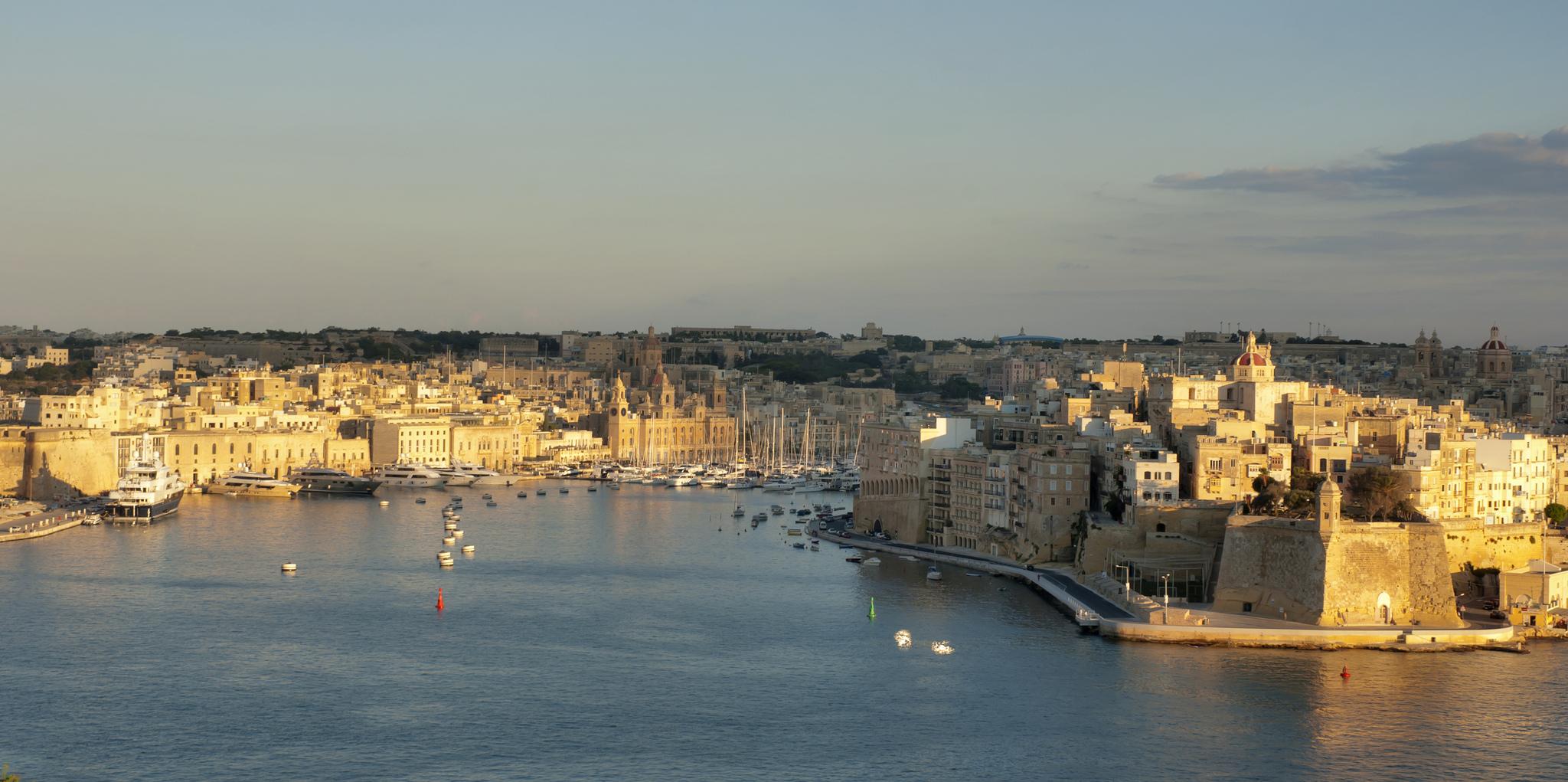 Hlavní město Valletta,  Berit Watkin