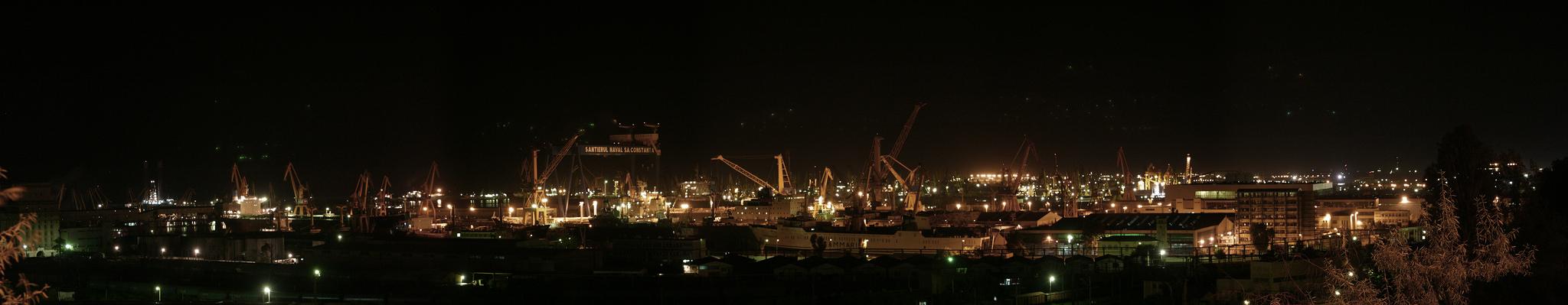 Constanta patří mezi největší evropské přístavy, Kostas Minaidis