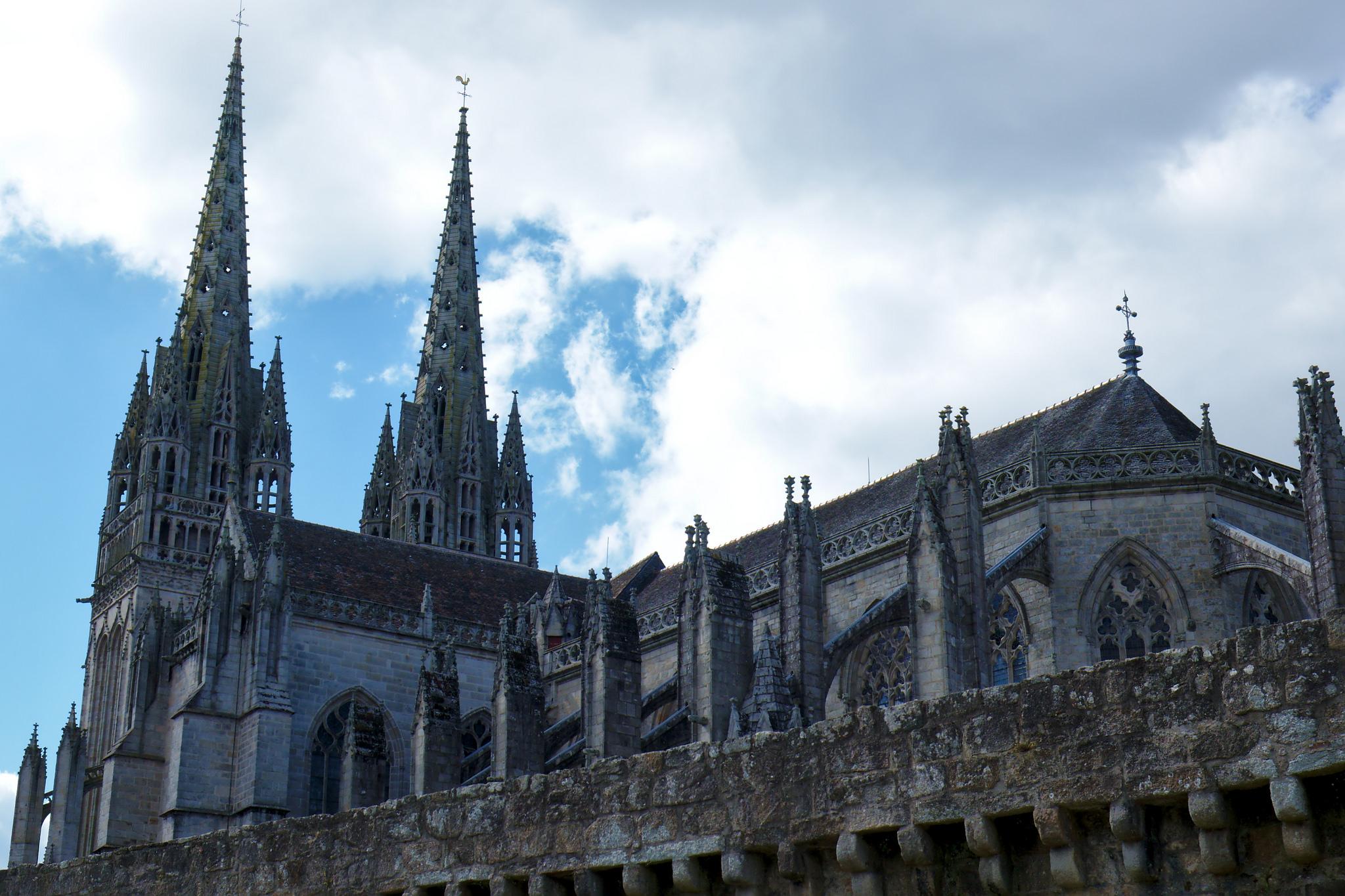 Gotická katedrála Saint-Corentin, Marc Cousin