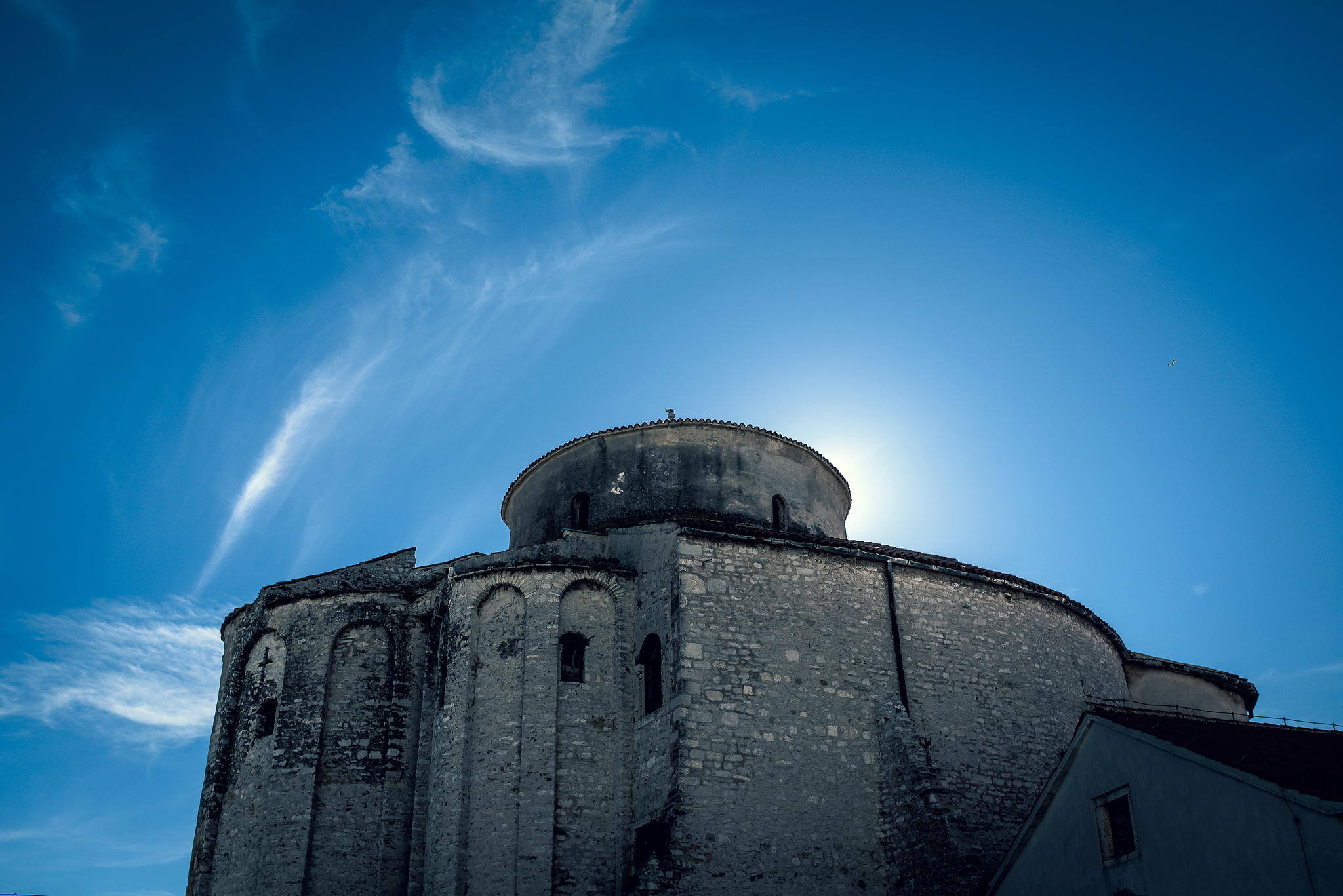 Zadar kombinuje historii s relaxem, Roman Pfeiffer