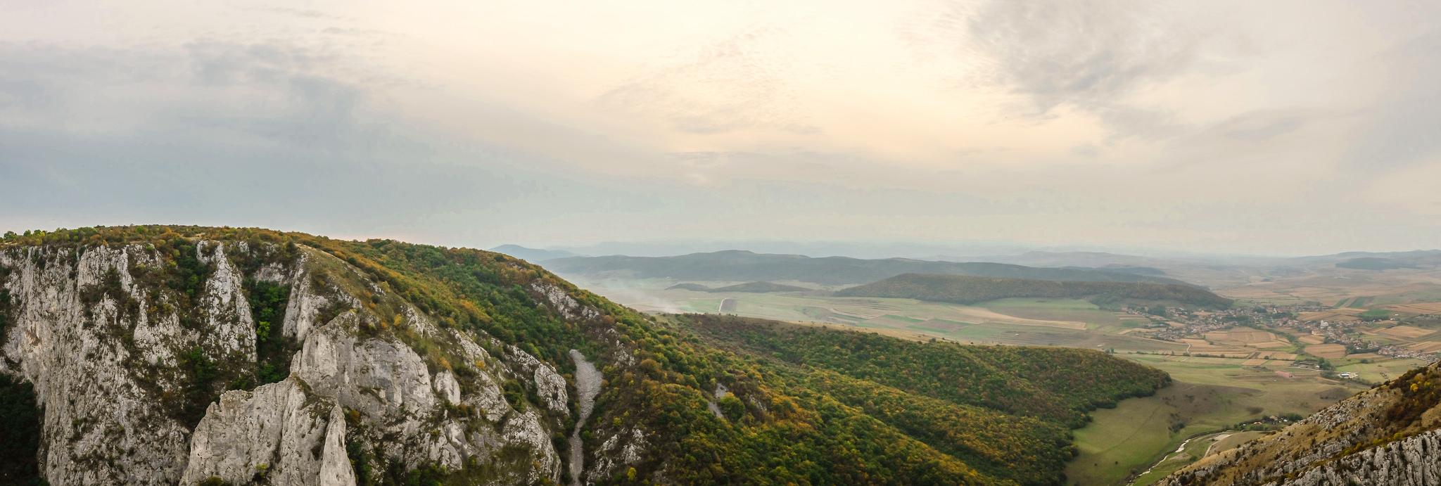 Rumunsko oplývá nádhernou krajinou, Sergey Norin