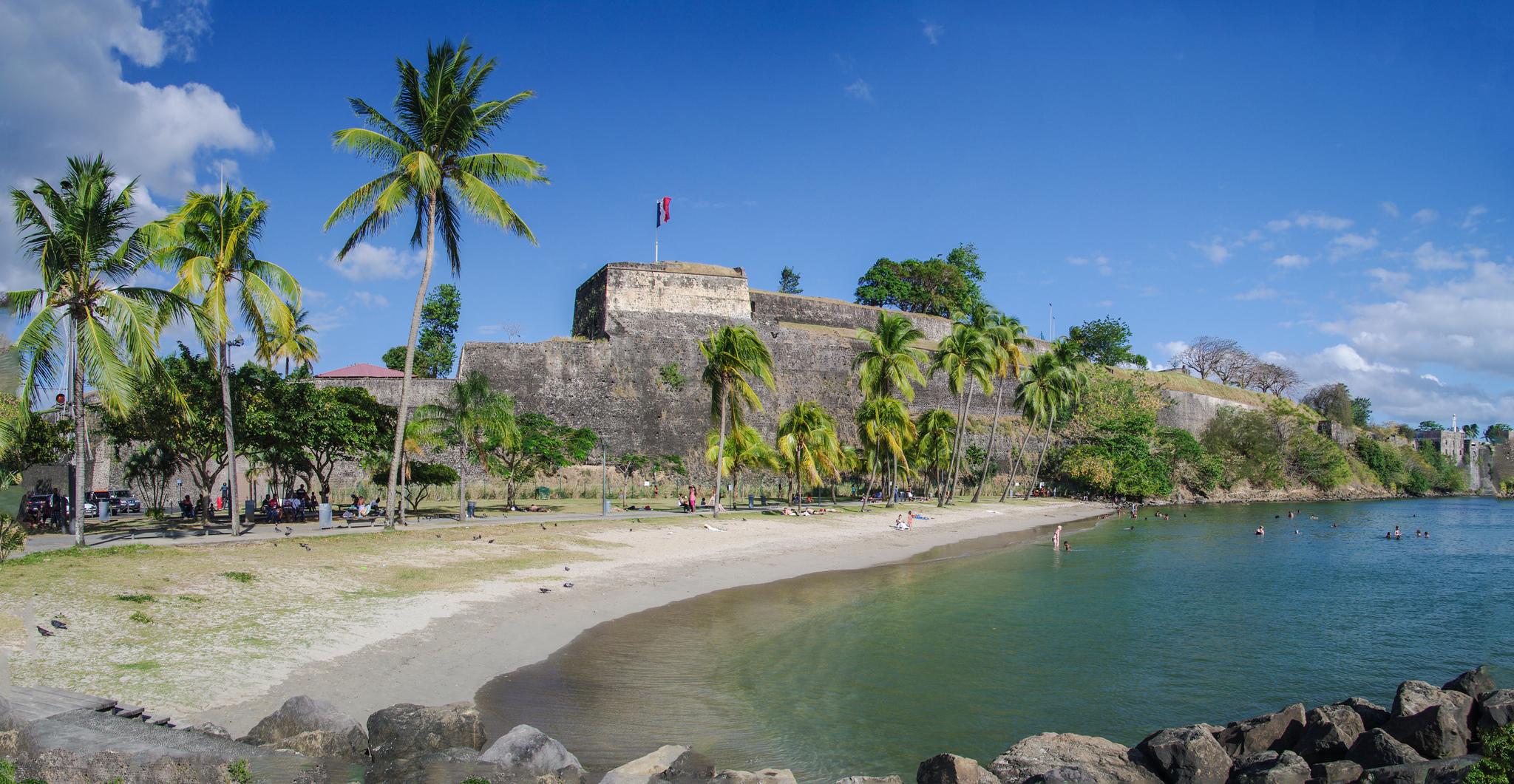 Fort de France nedostala své jméno jen tak, Jean-Marc Astesana