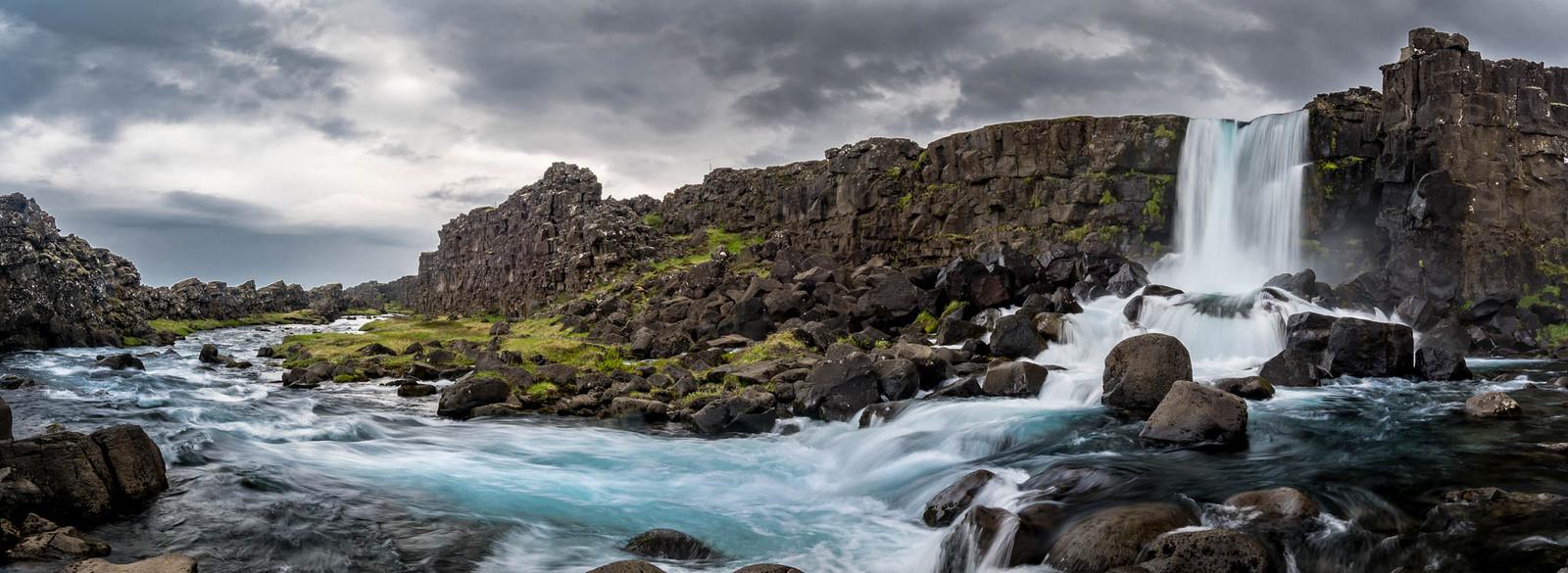 Divoká příroda Islandu, Ron Kroetz