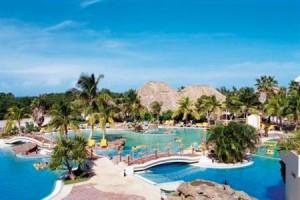 holiday komplex na Kubě