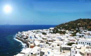 Řecko nabízí mnoho krás /