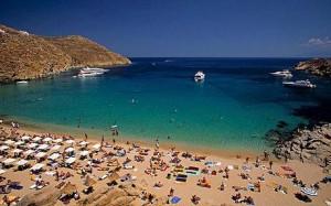 Do Řecka míří každoročně davy turistů /