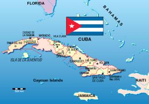 Největší ostrovní stát Karibiku - Kuba
