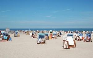 Malebné pláže Baltského moře