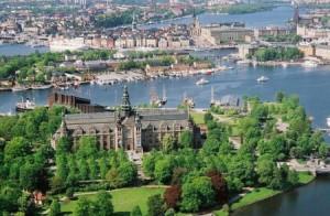 Stockholm nabídne spoustu míst k obdivu /