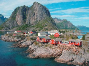 Norsko zaujme stoprocentně kjaždého z vás /