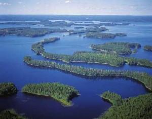Finsko je vskutku kouzelným místem /