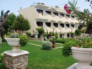 V Řecku na vás čeká spousta hotelů /
