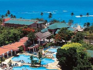 Hotelové komplexy na území Dominikánské republiky se vám budou líbit /