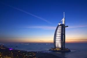 Hlavní dominanta Dubaje