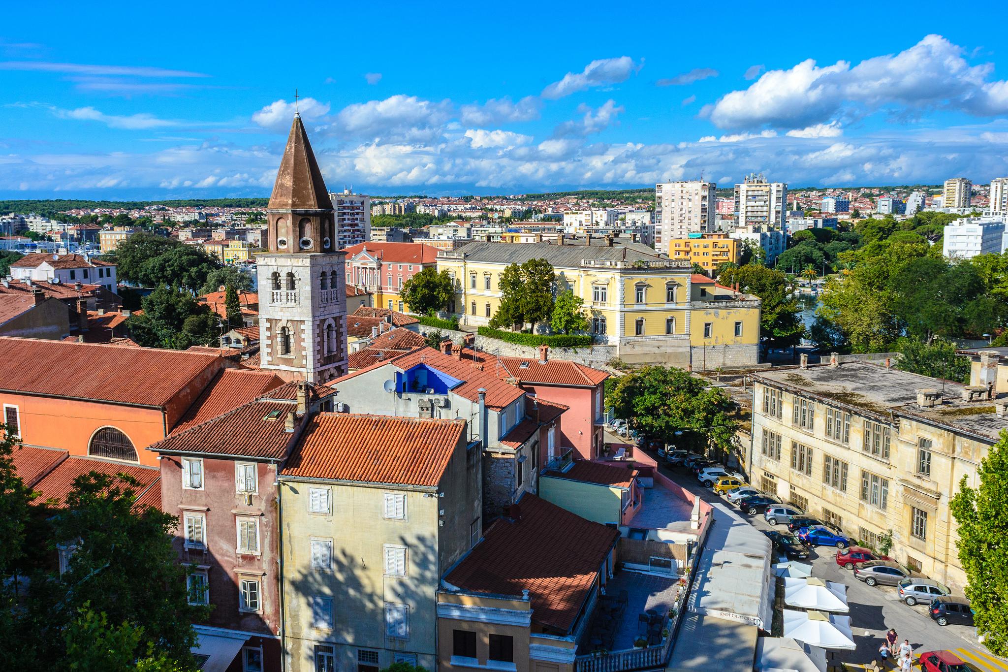 Zadar je nádherné město, Nick Savchenko