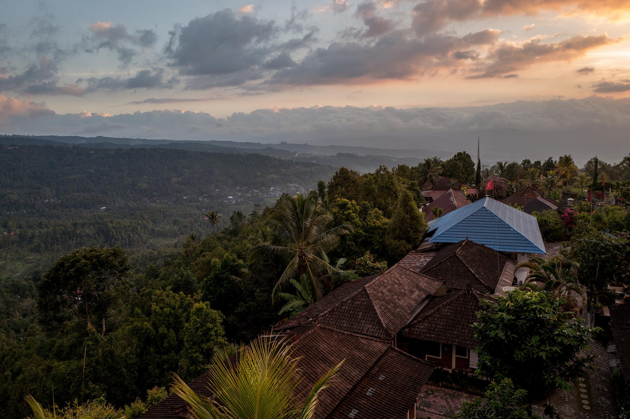 Bali je také bohaté na vegetaci,  Matthias Ripp