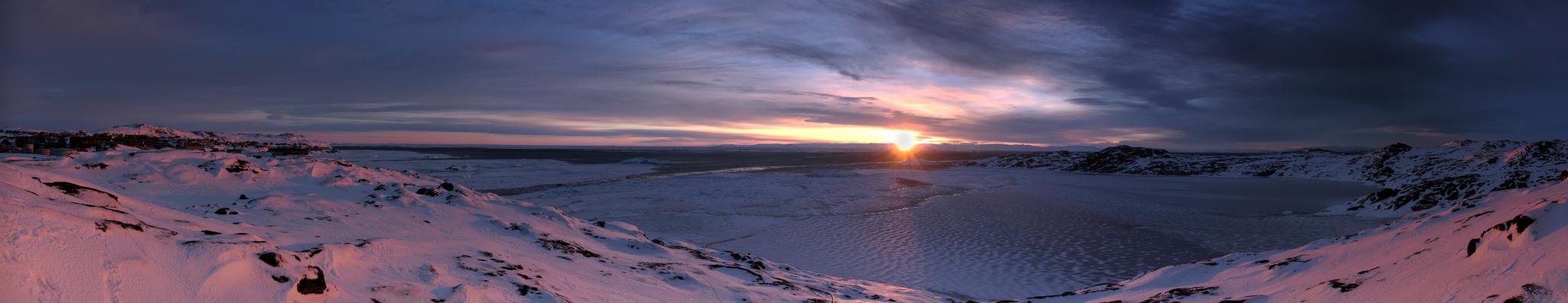 Ledové panorama, Rene Schwietzke