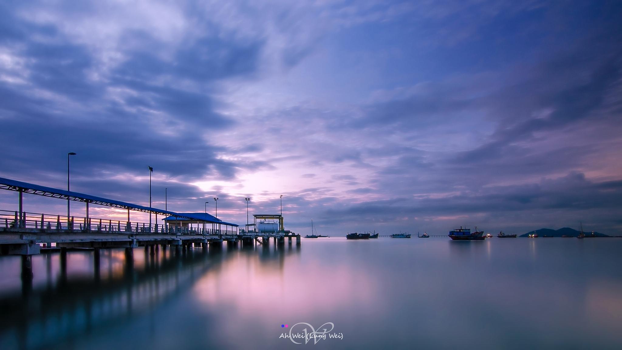 Malajsie táhne každoročně spoustu turistů, Ah Wei