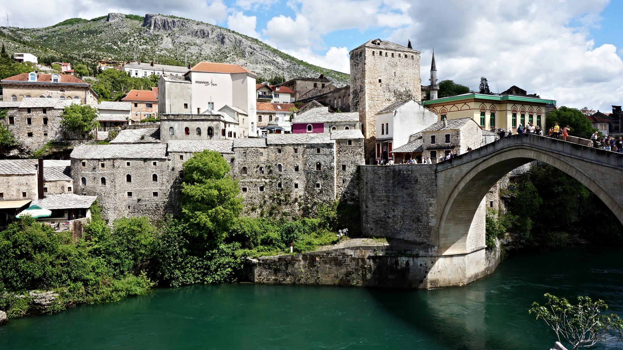 Slavný most v Mostaru, Ronan Shenhav
