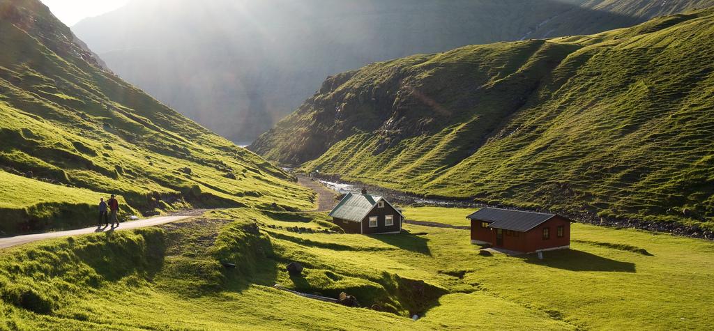 Malebné údolí, Stig Nygaard