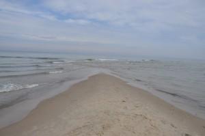 střet moří