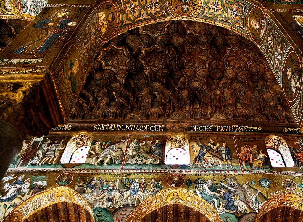 Cappella Palatina, Dimitry Bolgov