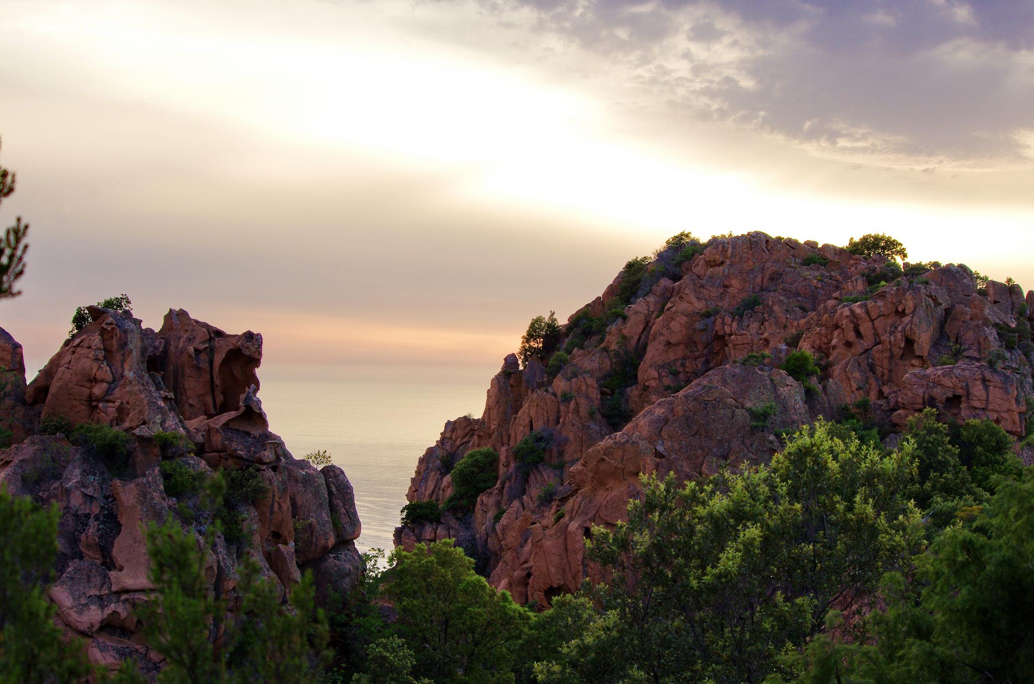 Korsika je silně zvrásněná, Pascal Poggi